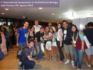 I International Symposium on EvolBiol2012 (1)
